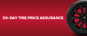 30-Day Tire Price Assurance